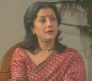 Aparna Sen Image/Video Screen Shot