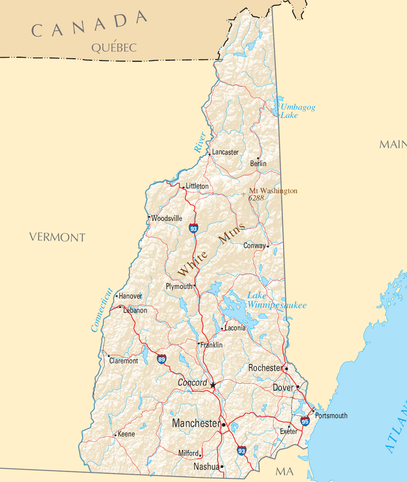 New Hampshire reports 2nd Jamestown Canyon virus case, This ...