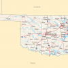 Oklahoma/ National Atlas of the United States