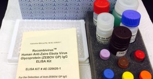 ADI released Rapid diagnostic test for Ebola for humans and animals/Facebook