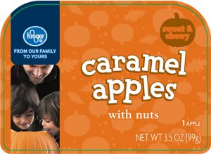 Kroger caramel apples