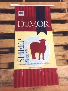DuMOR® Sheep Formula/FDA