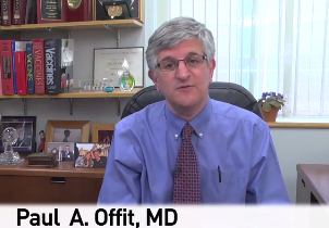 Dr Paul Offit/Video Screen Shot