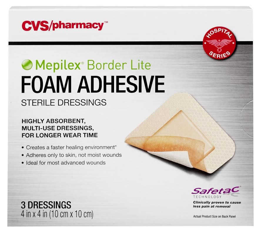 cvs  pharmacy hospital series wound care products launched