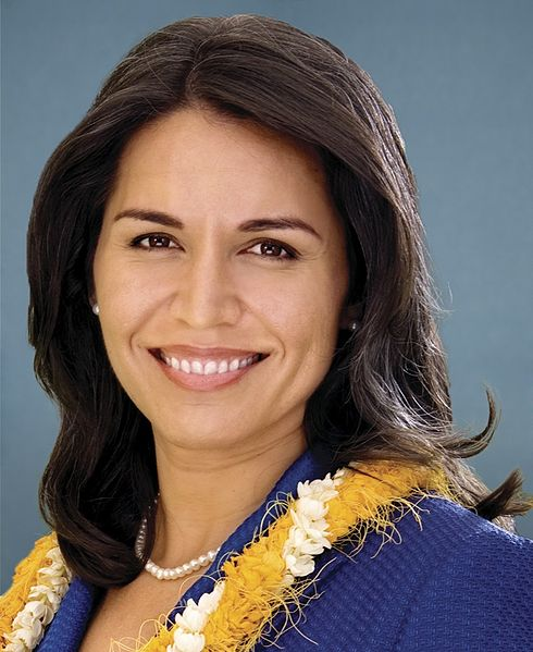 Congresswoman Tulsi Gabbard (HI-02) /United States Congress