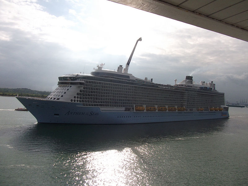 Anthem of the Seas Image/selbst