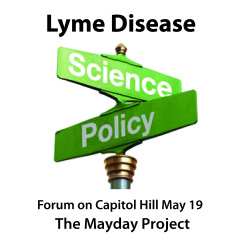 Lyme Disease Science and Policy Forum Image/Mayday Project