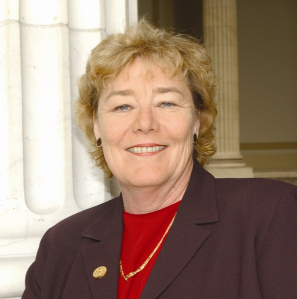 Congresswoman Zoe Lofgren Image/US Congress