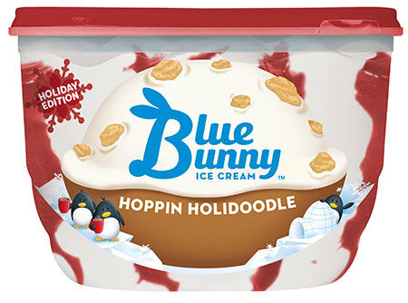 Blue bunny ice cream recalled listeria tainted for Where can i find blue bell christmas cookie ice cream