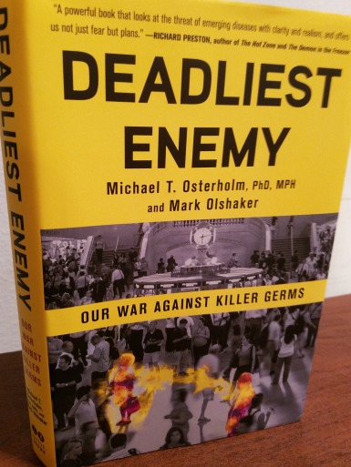 Deadliest Enemy: Our War Against Killer Germs Image/Robert Herriman