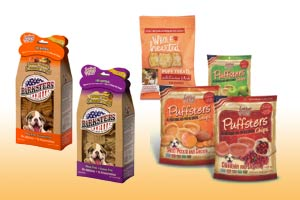 Loving Pets dog treats