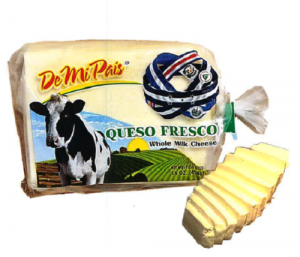 Queso Fresco/ Whole Milk Cheese