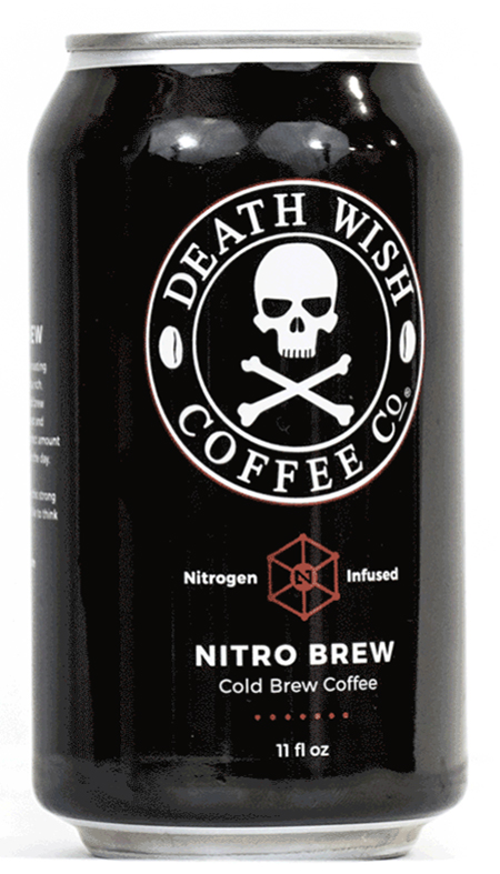 Death Wish Nitro Cold Brew Image/FDA