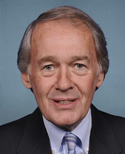Sen Ed Markey Image/US Senate