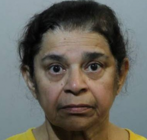 Ishrat Sohail (Seminole County Jail)