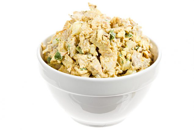 Tainted Chicken Salad Is Likely Behind a Multi-State Salmonella Outbreak