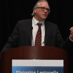 """Public health departments should seek prevention of a Legionella outbreak as a central part of their mission – it's not a reactive response, it's a preventative effort,"" said Christopher Boyd, General Manager of the Building Water Health Program for NSF International."