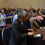 A packed house of 450 attendees listened to presentations from more than 40 experts May 9-11 at Legionella Conference 2018 in Baltimore, co-sponsored by NSF International and the National Science Foundation.