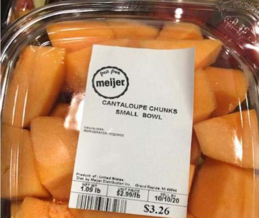 Salmonella Risk Prompts Cantaloupe Recall Outbreak News Today Eagle produce, llc has announced a limited recall of certain cantaloupes shipped from arizona to upstate new york, due to their potential to be contaminated with salmonella. outbreak news today