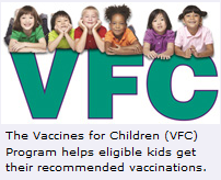 Vaccines For Children  Image/CDC