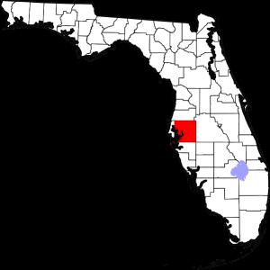 Hillsborough County, Florida Image/David Benbennick