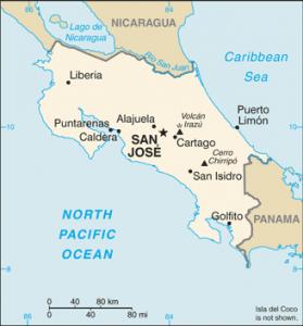 Costa Rica /CIA