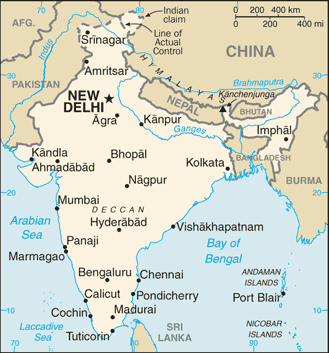 India Image/CIA