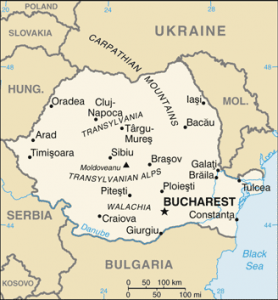 Romania Image/CIA