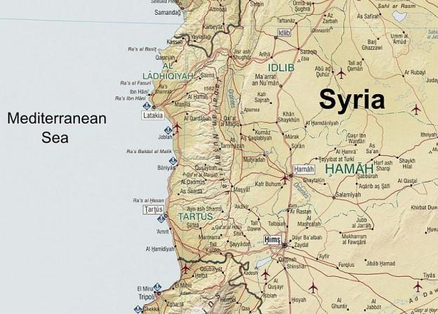 Syria Image/CIA