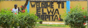 Elwa Hospital, Liberia Image/SIM USA