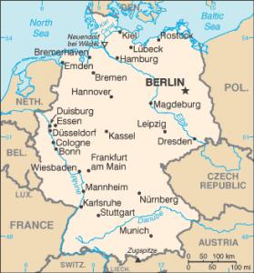 Germany/CIA