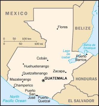 Guatemala/CIA