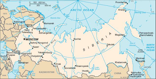 Russia Image/CIA