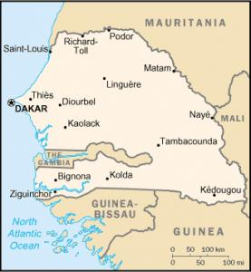Senegal/CIA