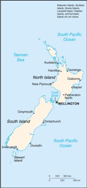 New Zealand/CIA
