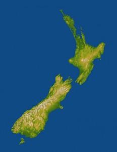 New Zealand/NASA/JPL/NIMA