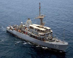 USS Ardent Image/Photographer's Mate 1st class Robert R. McRill