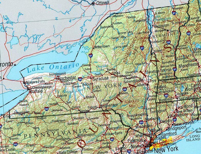 Image/U.S. Geological Survey 2001