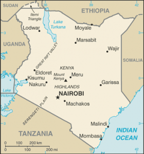 Kenya/CIA