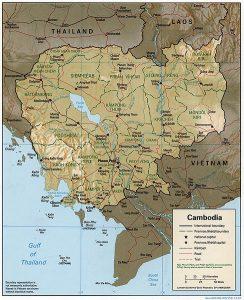 Cambodia/CIA