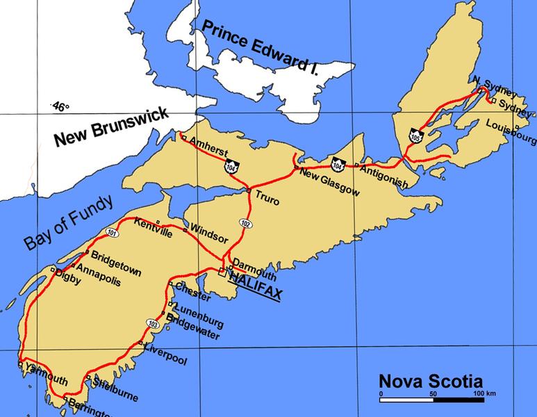 Nova Scotia Image/Qyd