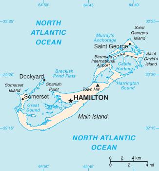 Bermuda/CIA
