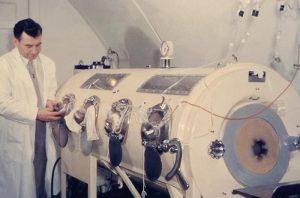 Iron lung/CDC