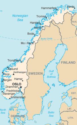 Norway/CIA