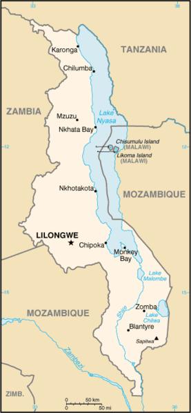 Malawi/CIA