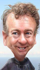 photo caricature donkeyhotey/donkeyhotey.wordpress.com