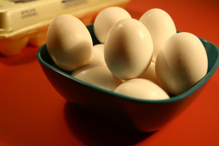Eggs/CDC