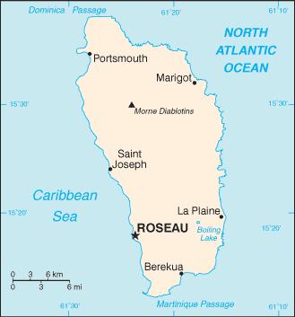 Dominica/CIA