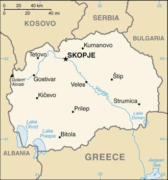 Macedonia/CIA