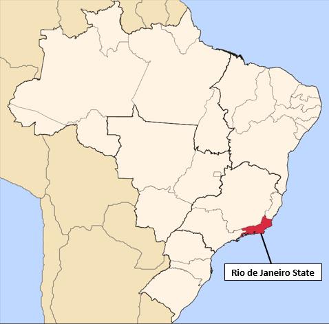 Rio de Janeiro State/CDC